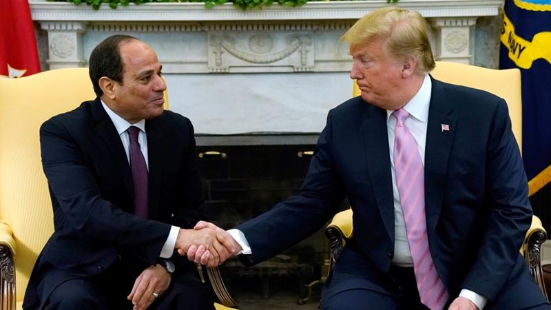 Our Man in Cairo: El-Sisi and the West