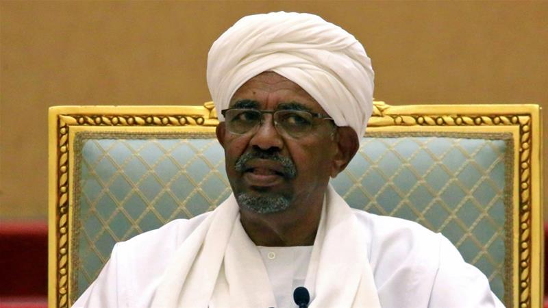 Al-Bashir, who ruled Sudan since 1989, is facing arrest warrants by the ICC [File: Mohamed Nureldin Abdalla/Reuters]