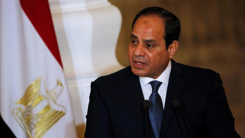 The constitutional amendments allow el-Sisi to extend his rule until 2030 [File: Amr Abdallah Dalsh/Reuters]
