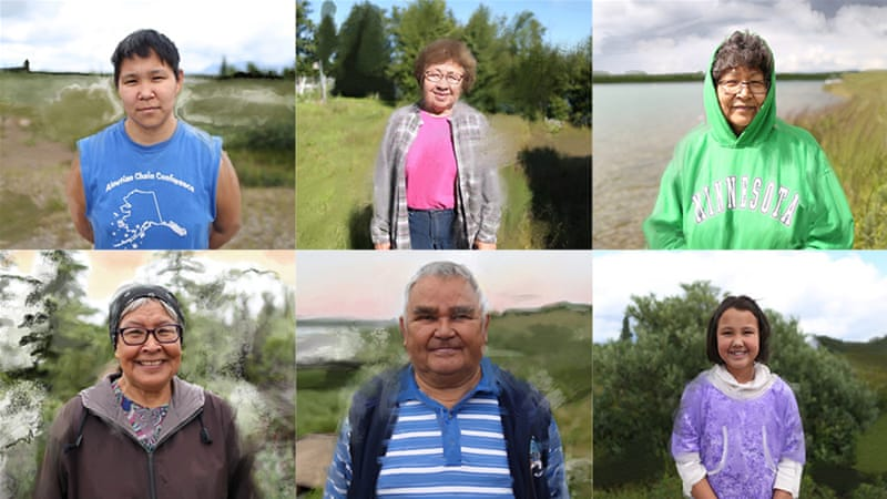 It takes a village: Stories from Native Alaska
