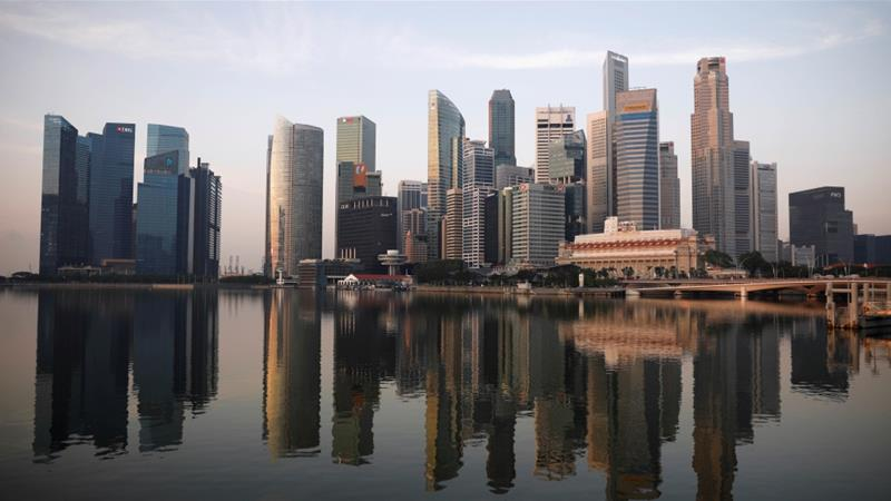 Singapore says it is vulnerable to fake news because of its position as a global financial hub, its mixed ethnic and religious population and widespread internet access [Edgar Su/Reuters]