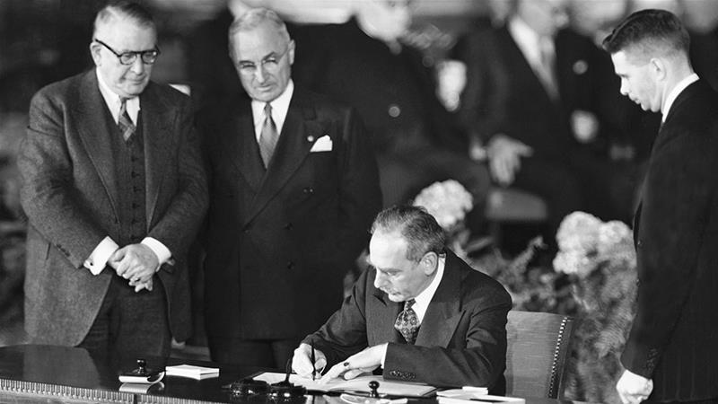 NATO at 70: What is the North Atlantic Treaty Organization?