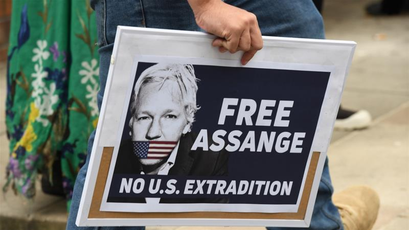 Julian Assange: Within Washington's grasp?