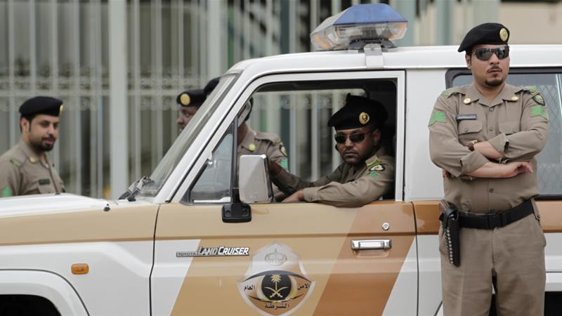 Four killed during assault on Saudi police station