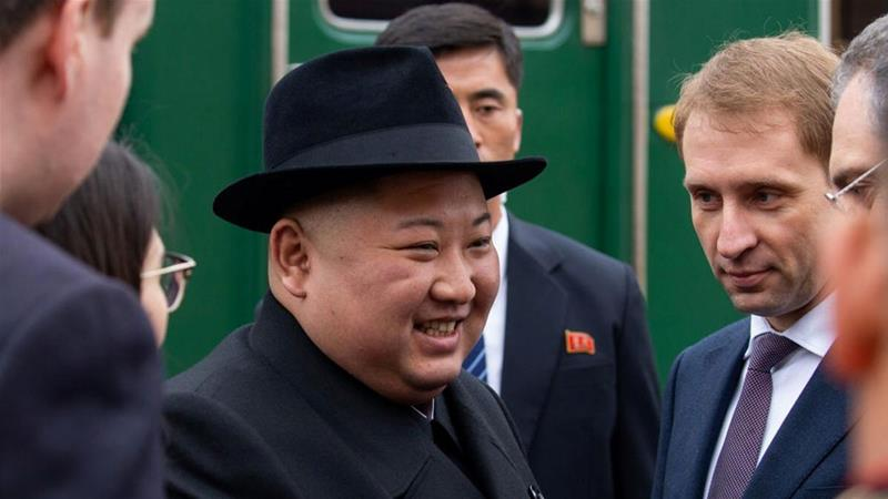 North Korean leader Kim Jong Un reportedly oversaw a weapons test last Saturday [Reuters]