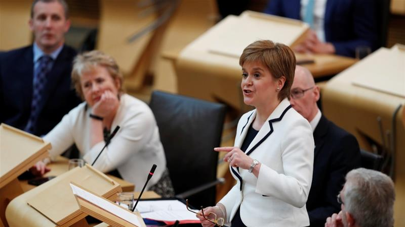 Scotland will prepare for a second independence vote