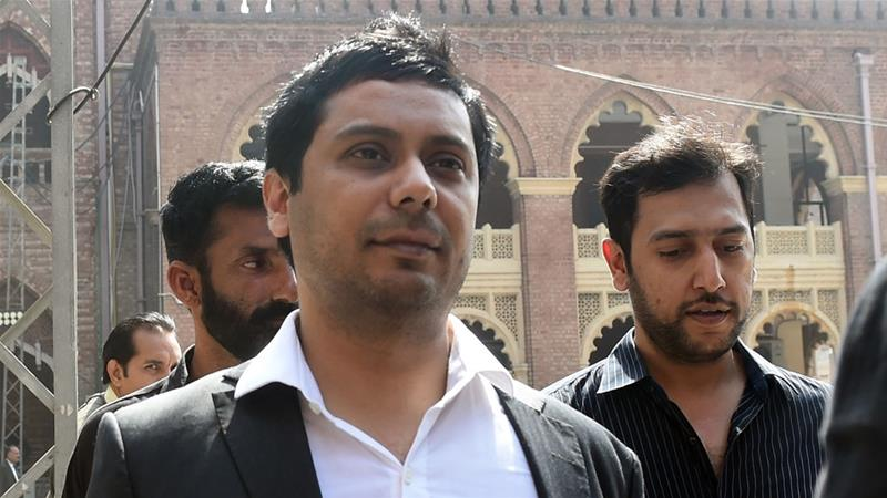 Almeida was awarded for 'his tenacious coverage of the Pakistani state's patronage of militant groups,' the Vienna-based IPI said in a statement [Rahat Dar/EPA-EFE]