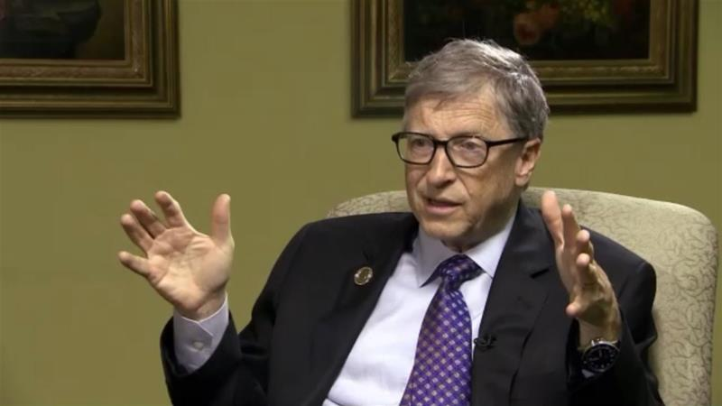 Bill Gates on ending disease, saving lives: 'Time is on our side'