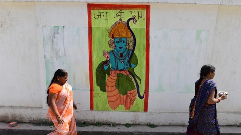 The BJP's rise to political eminence lies in an old temple town