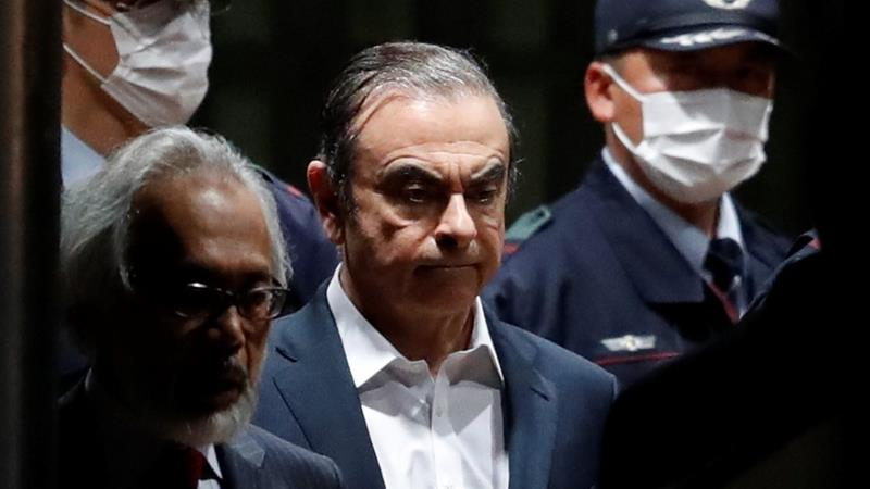 Ghosn trial may be delayed to next year