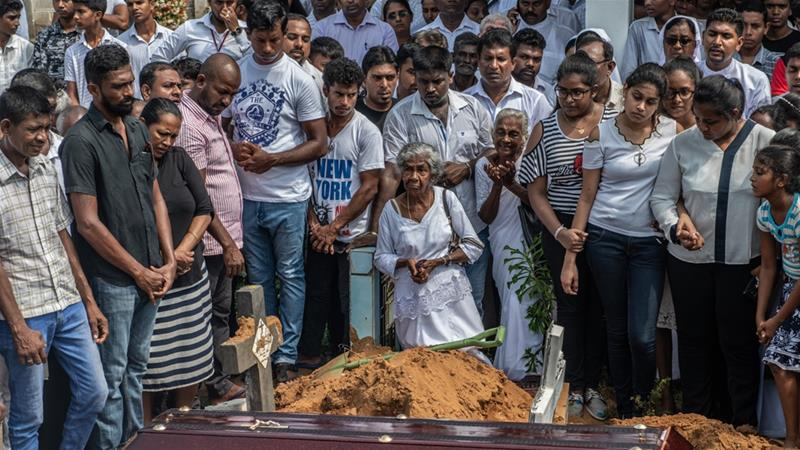 Suspicion stalks Sri Lanka's Muslim community after bombings