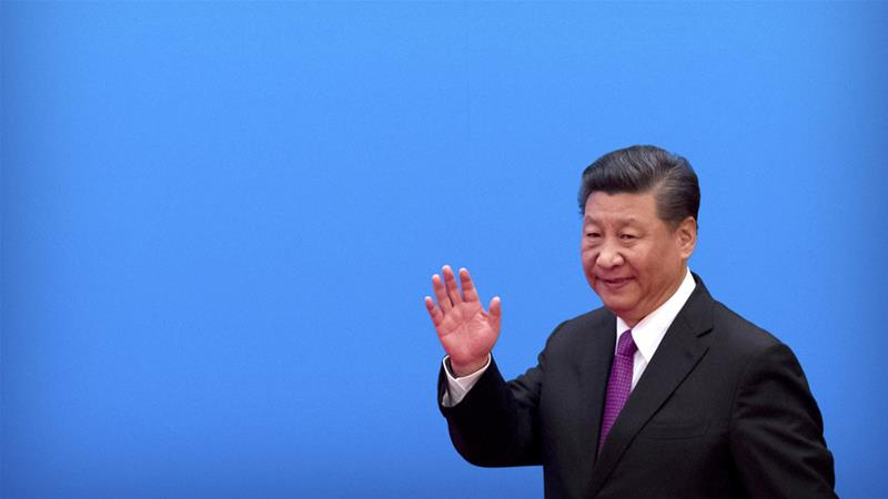 China's Xi arrives in North Korea for talks with Kim Jong