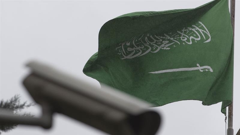 Saudi Arabia is ranked among the top five executioners in the world and has executed at least 100 people this year [Sedat Suna/File EPA-EFE]