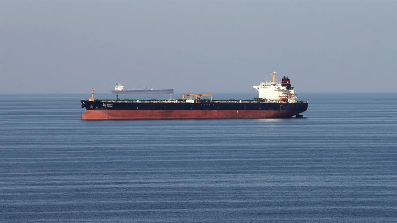 The Strait of Hormuz carries about one-third of the world's seaborne oil every day [File: Hamad Mohammed/Reuters]
