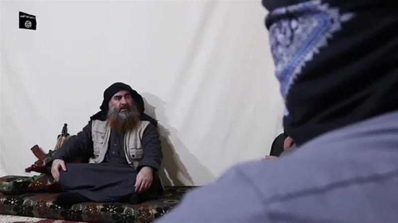 Baghdadi allegedly appears for first time in five years