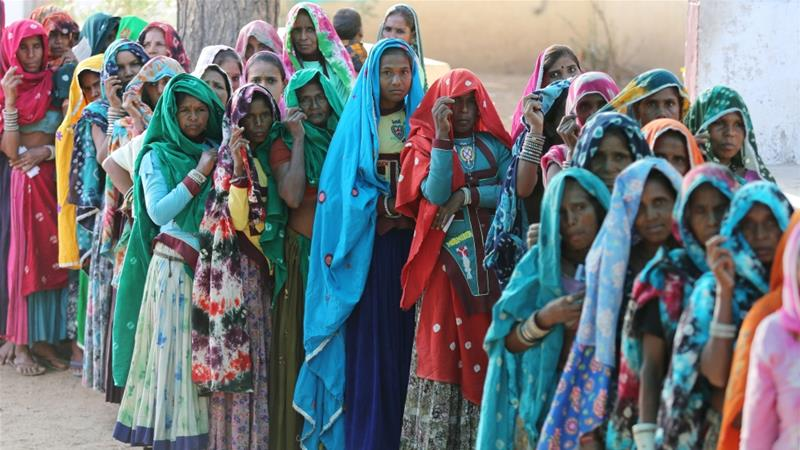 Voting ends in 4th phase of Indian general elections