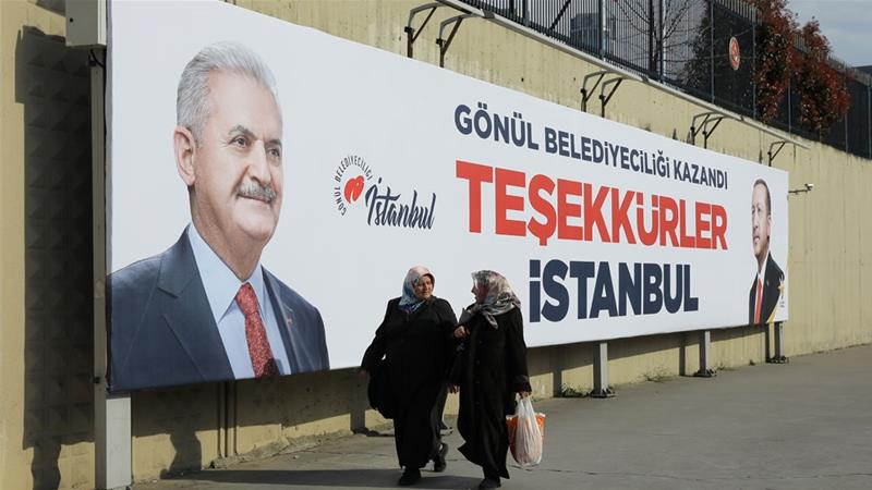 Turkey election board: Eight Istanbul districts to recount votes