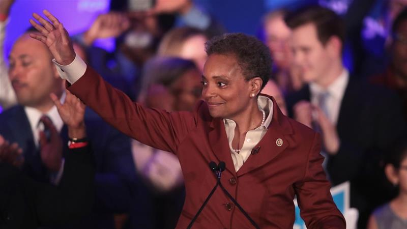 Chicago elects black, gay woman as mayor in landmark vote