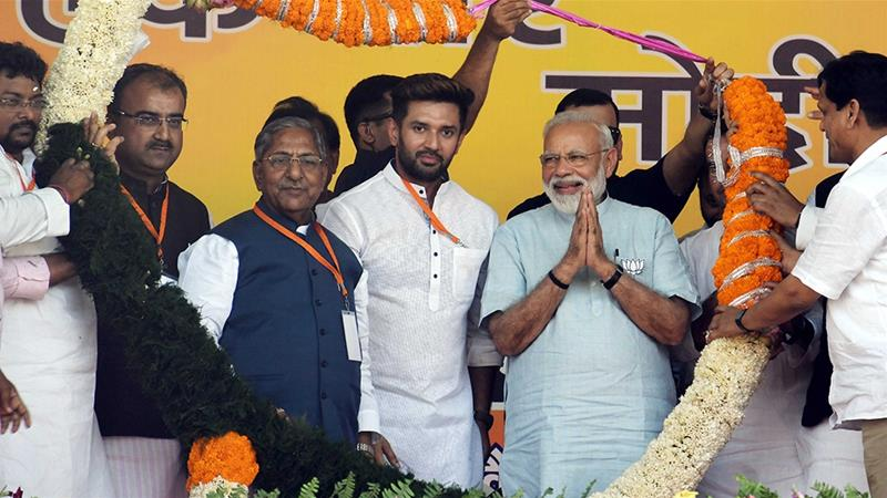 Has Advani message on anti-nationalism embarrassed the BJP?