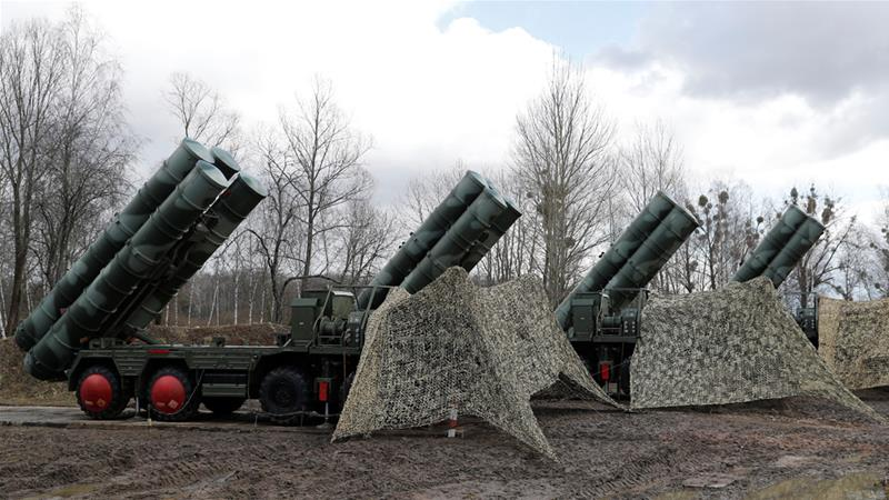 Turkey defiant as US threatens Ankara over Russian S-400 missiles