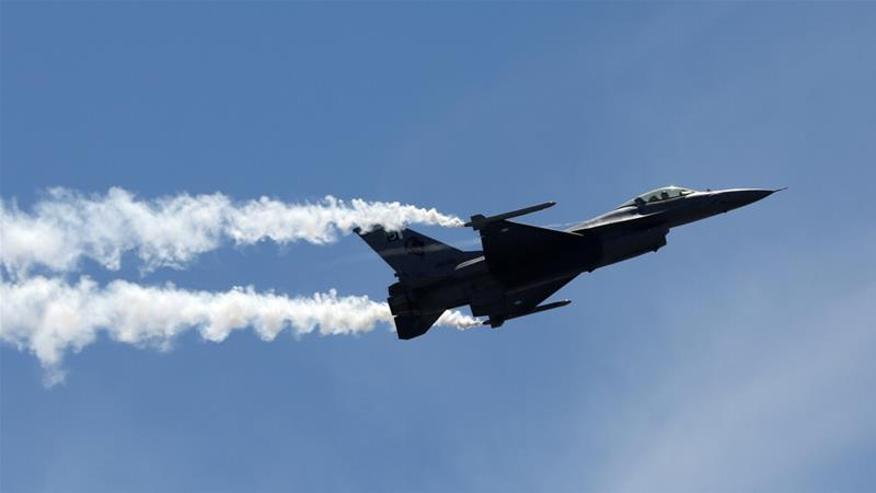 U.S.  count found no Pakistan F-16 jet missing
