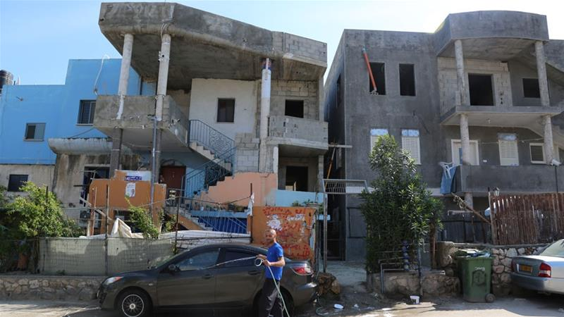 The town of Jisr al-Zarqa has long suffered government neglect [Mersiha Gadzo/Al Jazeera]