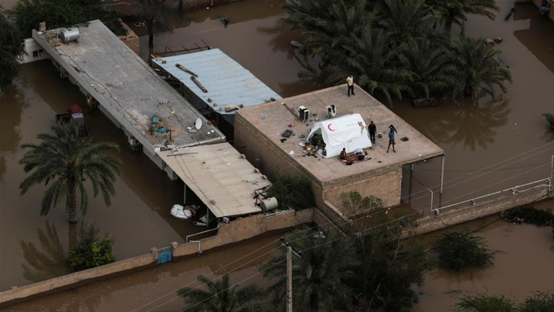 Iran Orders New Evacuations As Deadly Floods Worsen - Iran (Islamic Republic of)