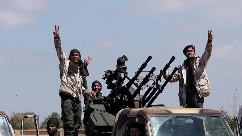 Over 120 killed, almost 600 wounded in Libya fighting""