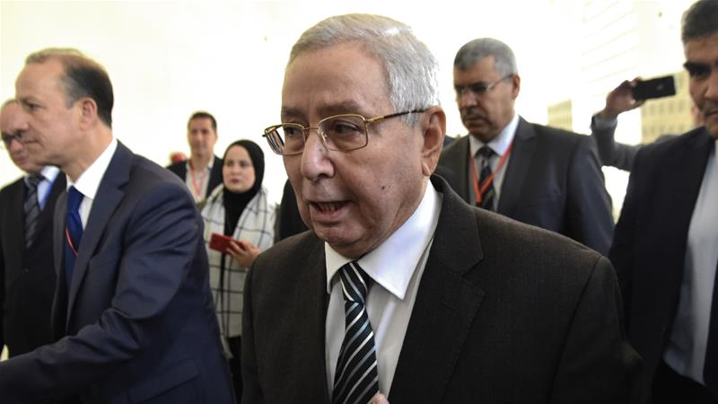 Algeria MPs Elect First New President In 20 Years