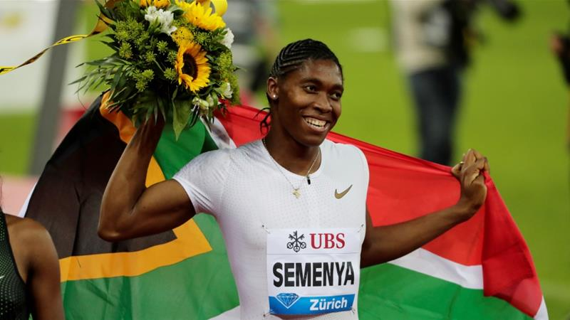 South African athlete Caster Semenya loses court appeal