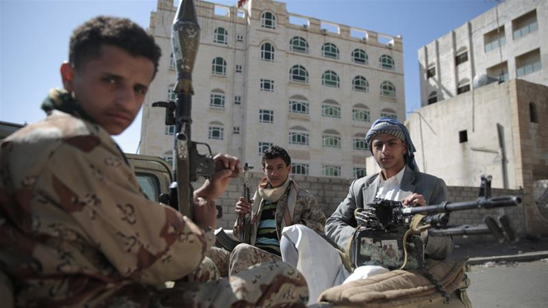 The Houthis will redeploy from the ports of Hodeidah Saleef and Ras Isa over four days starting on Saturday the UN said