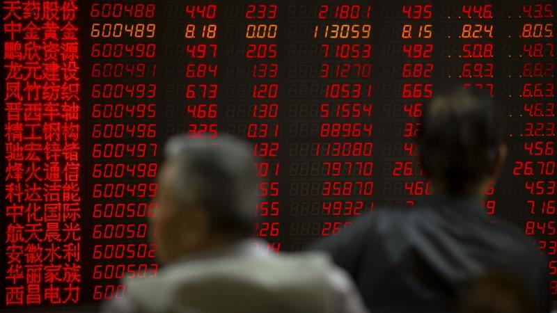 The trade dispute is a symptom of wider friction between the world's two leading economies [Mark Schiefelbein/AP]