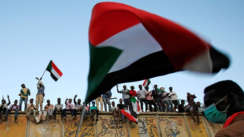 Sudan charges al-Bashir with killing protesters