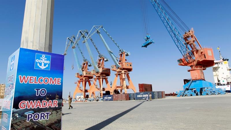 Gwadar is the centrepiece of a multi-billion dollar Chinese infrastructure project in Pakistan [File: Caren Firouz/Reuters]