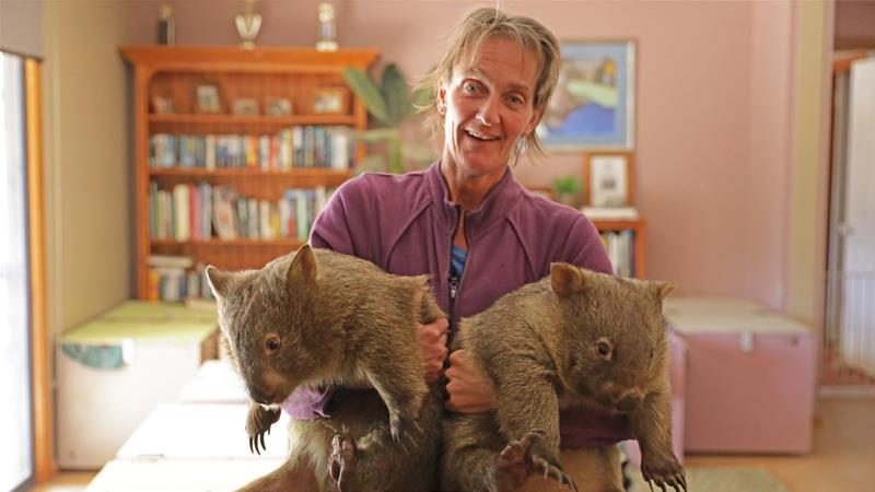 The Wombat Whisperer