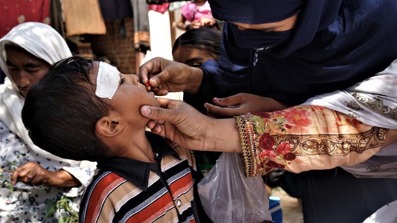 Pakistan resumes anti-polio campaign amid COVID-19
