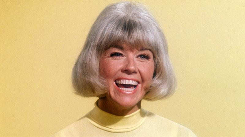 Actress Doris Day poses for a portrait circa late 1960's [File: Martin Mills/Getty Images]