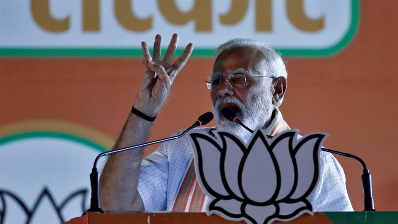 No laughing matter': India's Modi mocked for tech gaffes | India