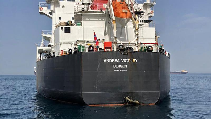 UAE: 'Sophisticated' tanker attacks likely work of state actor