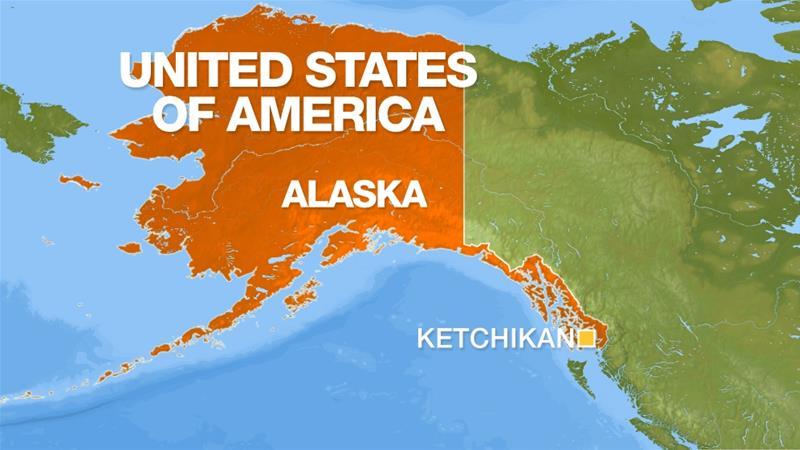 At least 5 killed after seaplanes collide in Alaska