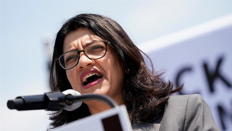Rashida Tlaib: Policing my words and twisting them won't work