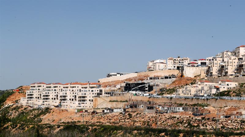 The coalition wants people to turn off their Airbnb accounts for a day because the company is 'normalizing Israeli annexation of Palestinian land' [File: Ronen Zvulun/Reuters]
