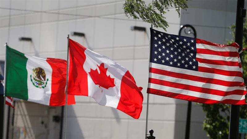 US agrees to remove steel, aluminium tariffs on Canada and Mexico