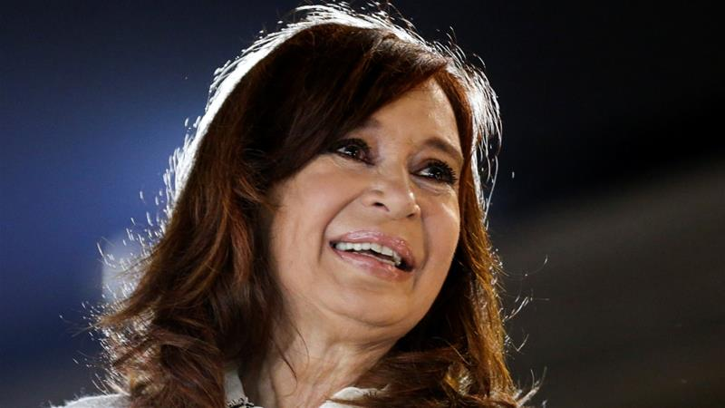Cristina Fernandez de Kirchner, who has a strong core following, was seen as the most likely threat to President Mauricio Macri [Reuters]