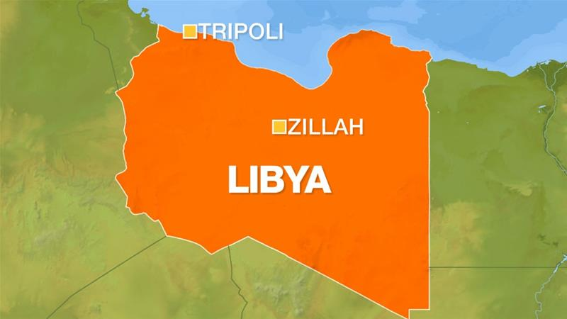 Two killed in IS-claimed attack in Libya