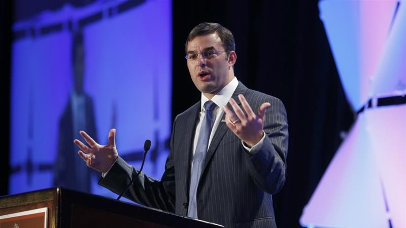 Amash draws a House challenge after impeachment tweetstorm