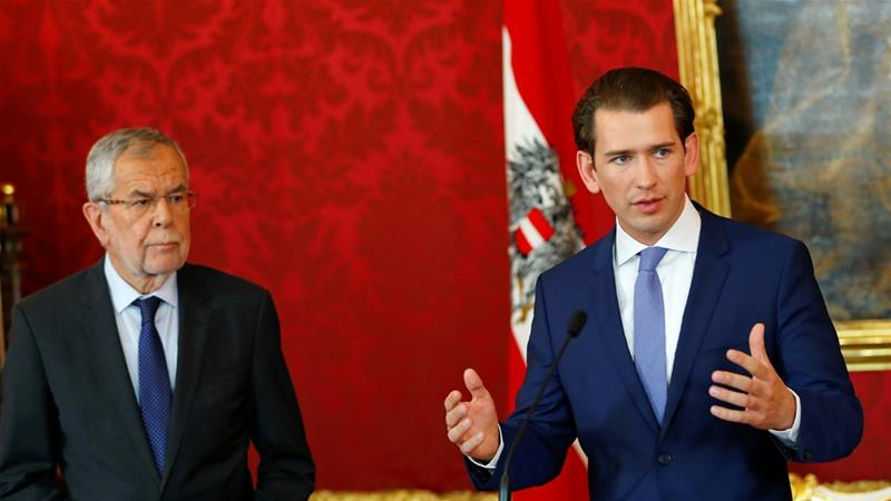 Austria heading for September election after video scandal