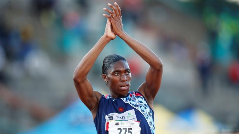 Swiss Court Suspends IAAF Rules Barring Caster Semenya