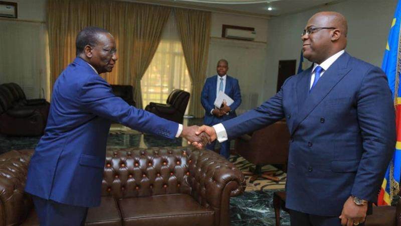 DR Congo Gets New Prime Minister