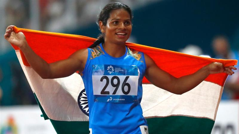 Dutee Chand: India's first openly gay athlete